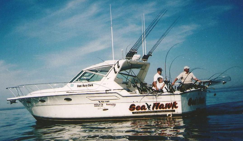 Lake michigan fishing charters seahawk fishing charters for St joseph michigan fishing report